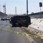 Muere mujer de la tercera edad en accidente automovilístico sobre autopista México-Querétaro