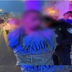 Linchan y amarran a un poste a delincuente, vecinos de Lomas de San Pedrito Peñuelas